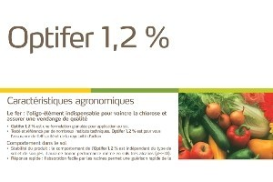 Optifer 1,2 % - Viticulture