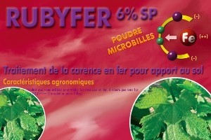RubyFer 6% SP - Viticulture